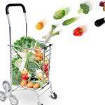 achat caddie supermarché TOP 5 image 4 produit