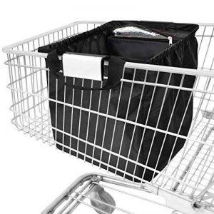achilles, Easy-Cooler, pliable sac chariot avec compartiment refroidisseur intégré, Noir, 33 x 39 x 54 cm de la marque achilles® image 0 produit