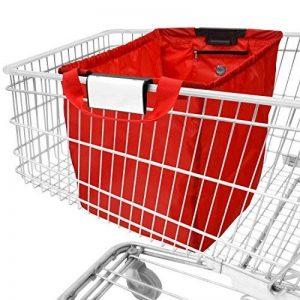 achilles®, Easy-Shopper Standard, AD101, Foldable poche de chariot de supermarché, 33 x 39 x 54 cm de la marque achilles® image 0 produit