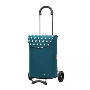 Andersen, Caddie de courses - Chariot de courses Scala Elba vert | volume 40L | châssis en aluminium | Made in Germany de la marque Andersen image 0 produit