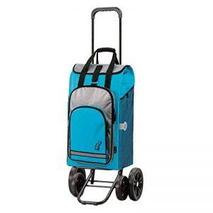 Andersen, Chariot de courses Quattro Hydro turquoise | volume 56L | garantie 3 ans, Made in Germany de la marque Andersen Shopper Manufaktur image 0 produit