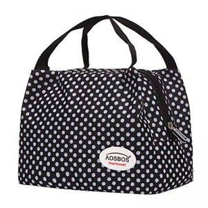 Aosbos Sac Repas Isotherme pour Déjeuner Lunch Bag Portable 6,5L de la marque Aosbos image 0 produit