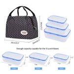 Aosbos Sac Repas Isotherme pour Déjeuner Lunch Bag Portable 6,5L de la marque Aosbos image 1 produit