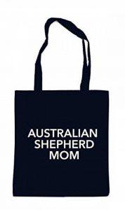 Australian Shepherd Mom Bag Black Certified Freak de la marque Certified Freak image 0 produit