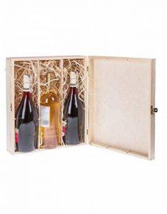 boîte cadeau pour bouteille vin TOP 3 image 0 produit