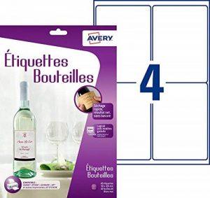 bouteille de vin personnalisée TOP 1 image 0 produit