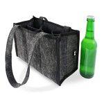 Bouteille Sac panier à bouteilles Porte-bouteilles feutre de la marque BP image 2 produit