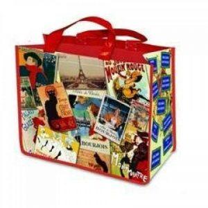 CABAS PARIS PATCHWORK-50298 de la marque Idées cadeaux – Cabas image 0 produit