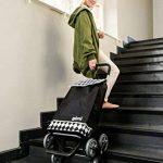 caddie 6 roues escaliers TOP 1 image 3 produit