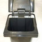 Caddie, Chariot plastique Sulo Rollbox 45 L gris à roulettes et poignée rabattable (22054) de la marque Sulo image 3 produit