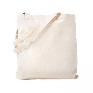 CafePress–Nice vierge Naturel–Sac en toile, tissu, Sac de courses Cabas S kaki de la marque CafePress image 0 produit