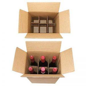 carton cadeau bouteille TOP 7 image 0 produit