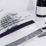 Catalpa Fleurs Lot de 4protections Sac Emballage réutilisable vin avec protection de film à bulles Bouteille à Vin Transport de la marque Catalpa Blume image 3 produit