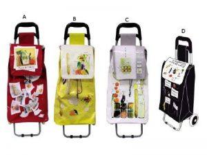 Chariot de marché design coloris : jaune (B) de la marque CMP image 0 produit