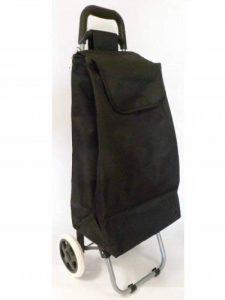 Chariot de marché uni noir - 117012 de la marque jja image 0 produit