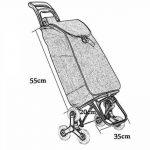 chariot pliable rolser TOP 13 image 1 produit