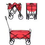 chariot roulant pour faire les courses TOP 0 image 3 produit