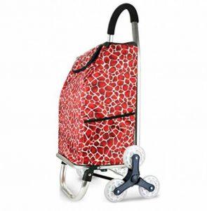 Chariot à roulettes léger en alliage d'aluminium de 57 litres 6 pouces, vêtement dur et foldaway pour un rangement facile , a de la marque XYLUCKY image 0 produit