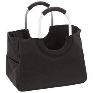 DAILYDREAM® Sac panier, sac de courses, panier de marché en noir, taille L de la marque DAILYDREAM image 0 produit