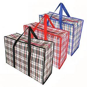 Extra Large Jumbo Stockage Sac A Linge Floral Sacs Shopping Zippe Top