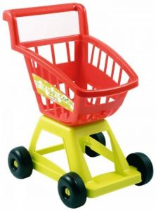 Ecoiffier 1226 Imitations Chariot Supermarché Vide de la marque Ecoiffier image 0 produit