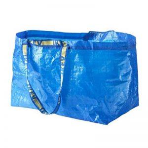 eLisa Ikea Lot de 5 grands sacs Frakta Bleu Capacité maximum 25 kg de la marque eLisa image 0 produit