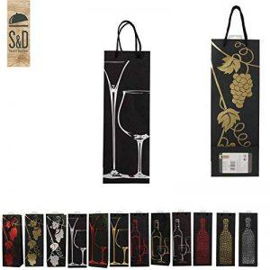 emballage bouteille de vin cadeau TOP 4 image 0 produit