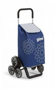 Gimi Tris Floral Bleu Poussette de marché de la marque Gimi image 0 produit