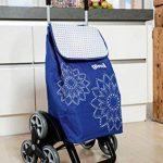 Gimi Tris Floral Bleu Poussette de marché de la marque Gimi image 1 produit