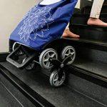 Gimi Tris Floral Bleu Poussette de marché de la marque Gimi image 3 produit