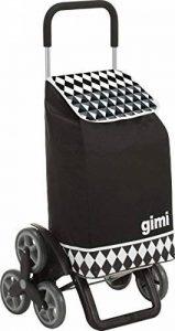 Gimi Tris Optical Noir Poussette de marché de la marque image 0 produit