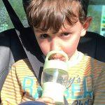 Gourde Enfant avec paille - sans BPA & anti-fuite de la marque Genevieve Avani Lifestyles image 4 produit