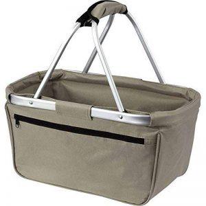 HALFAR - sac panier pliable - shopping courses provisions - 1803939 - vert rosier de la marque HALFAR image 0 produit