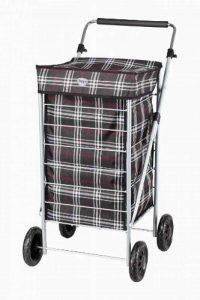 Hoppa Poussette de marché Chariot de Courses 4 Roues de la marque Hoppa image 0 produit
