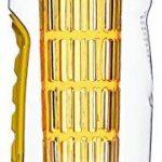 Hydracy Bouteille à Infusion de Fruits avec Etui Isotherme Anti-Condensation et Long Infuseur - Grande capacité 1Litre - sans bisphénol A - Votre Hydratation Santé avec du Goût! de la marque Hydracy image 3 produit