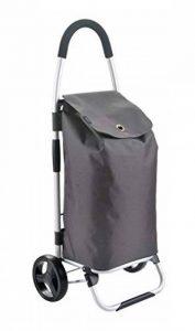 ikossem Chariot De Course Pliable Noir 50 litres de la marque ikossem image 0 produit