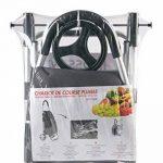 ikossem Chariot De Course Pliable Noir 50 litres de la marque ikossem image 1 produit