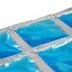 Jago - Set de 2 refroidisseurs de boisson - tapis de glace flexible enveloppant - réutilisables de la marque Jago image 4 produit