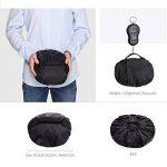 JSVER Travel sac de voyage en nylon résistant à l'eau pliable bagages flexibles pour le sport et la salle de gym avec 12 façons de transporter de la marque JSVER image 2 produit