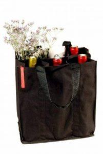 L'Atelier du Vin Sac en toile pour bouteilles - Soft Baladeur 6 bouteilles de la marque L'Atelier du Vin image 0 produit
