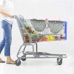LanLan Creative Portable Hamac pour bébé pour chariot de courses de lit bébé Fournitures Hamac portable de bébé portatif pour le trolley de chariot à provisions de la marque LanLan image 3 produit