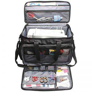 Luxja Sac de Machine à Coudre-Sac de Rangement de Machine à Coudre et Les Accessoires de Coudre de la marque Luxja image 0 produit