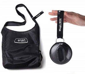 Magic unisexe Jack dans la Boîte Élégante réutilisable pliable shopping sac (38cm x 42cm) de la marque Artiart image 0 produit