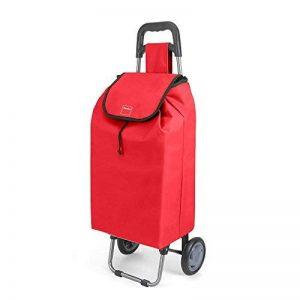 Metaltex 40 Litre Daphne Shopping Trolley Bag- modèle Aléatoire de la marque Metaltex image 0 produit