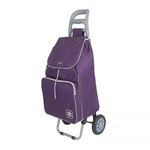 Metaltex Krokus Chariot de courses Couleurs variées 50 litres de la marque Metaltex image 0 produit