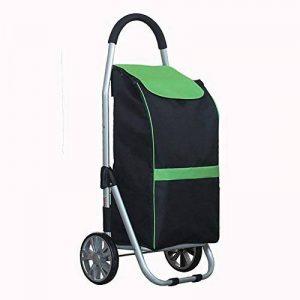 MYCM HanLi Achats d'épicerie Chariot Pliable Chariot de grimpeur d'escalier Trolley Pique-Nique Plage 88 LB de capacité! de la marque MYCM image 0 produit