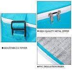 Never Ending Simple étoile Isolation Sac Cuboid étanche épaissir Bento Boxes, Blue de la marque Never Ending image 2 produit