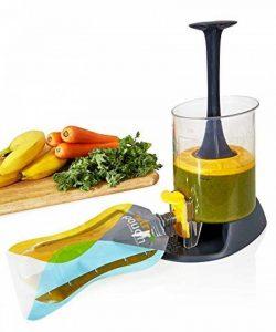 Nutripouch Jügg Système; fait de jus de fruits frais et smoothies Ultra Portable de la marque Nutripouch image 0 produit
