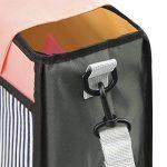 Panier de Maman Boît Rangement Sac Pochette Cabas de Chariot Organisuer de Landau Grand Espace pour Poussette de la marque YJZQ image 4 produit