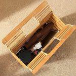 Pawaca - Panier vintage en bambou pliable pour femmes de la marque pawaca image 4 produit